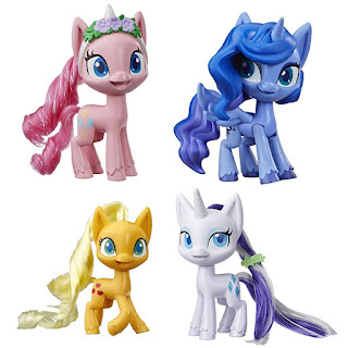 All MLP G4.5 Brushables Ponies