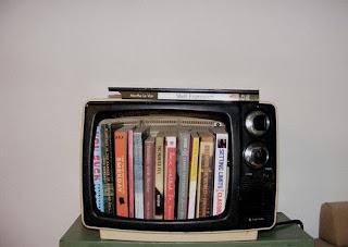 reciclar una television vieja