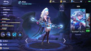 Hero Miya (Marksman)