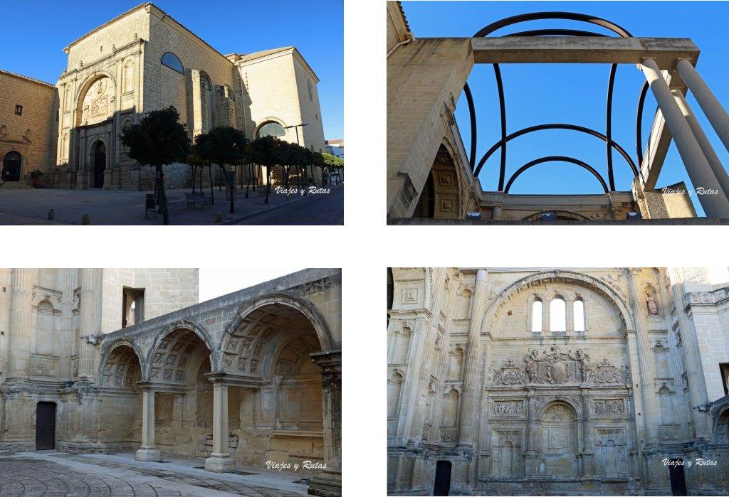 Convento de San Francisco, Baeza