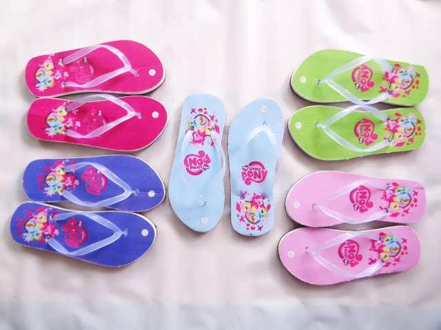 Sandal Karakter Wanita - Pabrik Sandal Jepit Murah