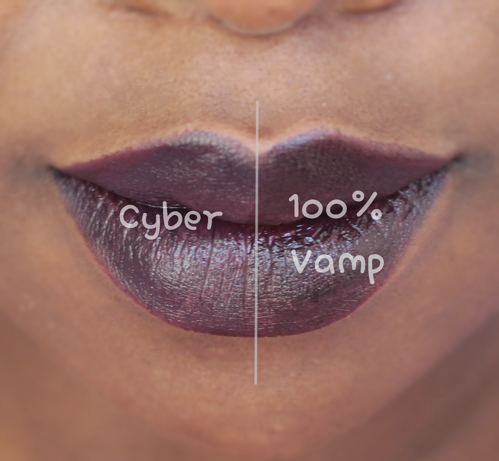 Super A sprinkle of this, a dash of that!: Dupe Alert! MAC Cyber vs  SO56