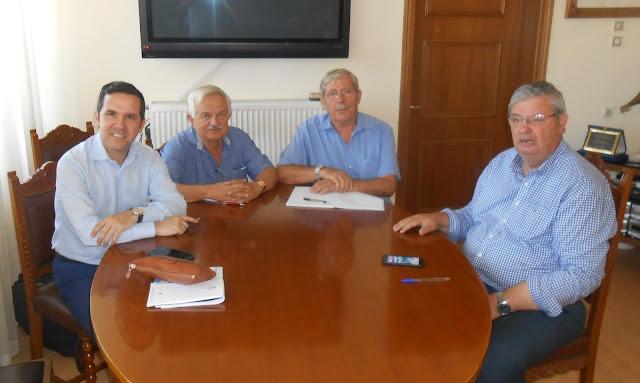Σε διαρκή επικοινωνία και συνεργασία Περιφέρεια Ηπείρου και Ηπειρώτες του Εξωτερικού