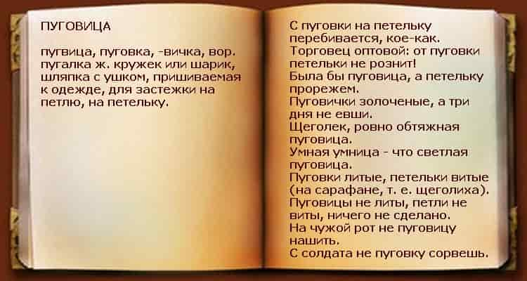 толковый словарь живого великорусского языка В. Даля