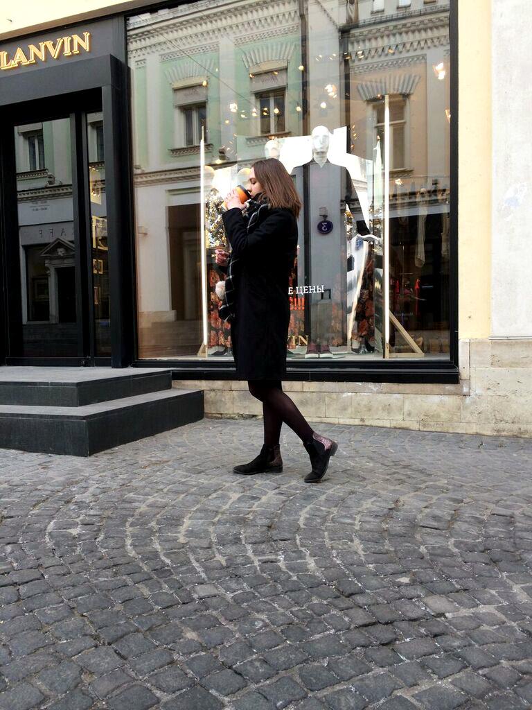 Alina Ermilova | Blog | Look
