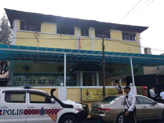 Blaze kills 24 at Islamic school in Malaysian capital