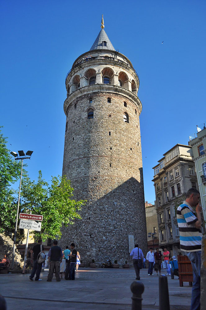 Galata Tower in Istanbul - A travel guide