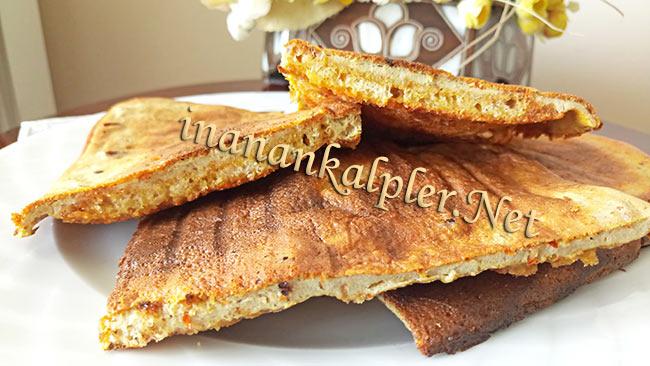 Tavada Sucuk Tadında Yumurtalı Tost Tarifi -inanankalpler.net