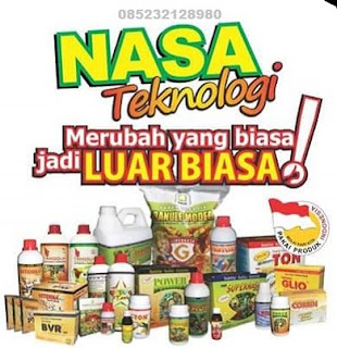 AGEN PUPUK NASA - JUAL PUPUK NASA - SUPPLIER PUPUK NASA DI KOTA MIMIKA TIMIKA