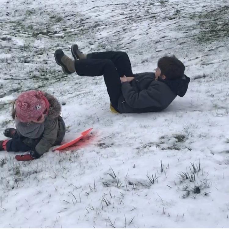 neige en ile de france