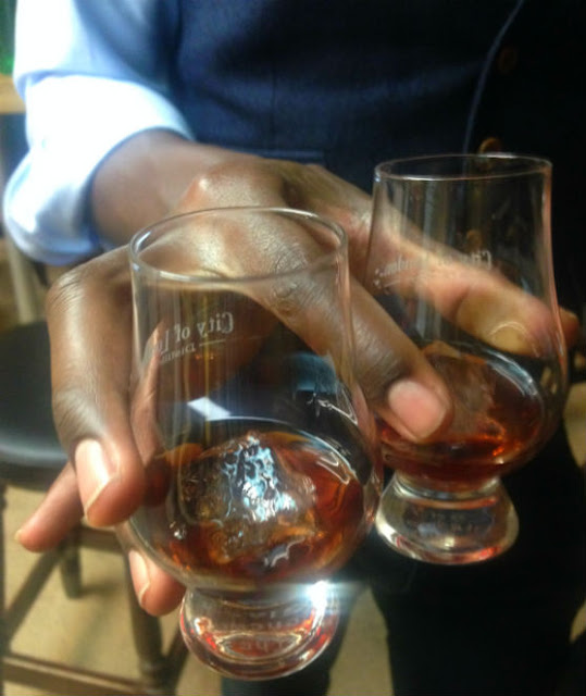 Gin Tasting at City of London Distillery