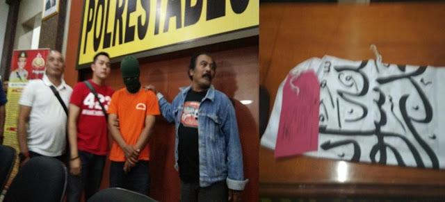 Jahat! Di Balik Penangkapan Penghina Iriana, Polisi Diskreditkan Bendera Tauhid dan HTI