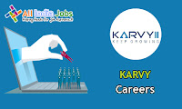 Karvy Recruitment