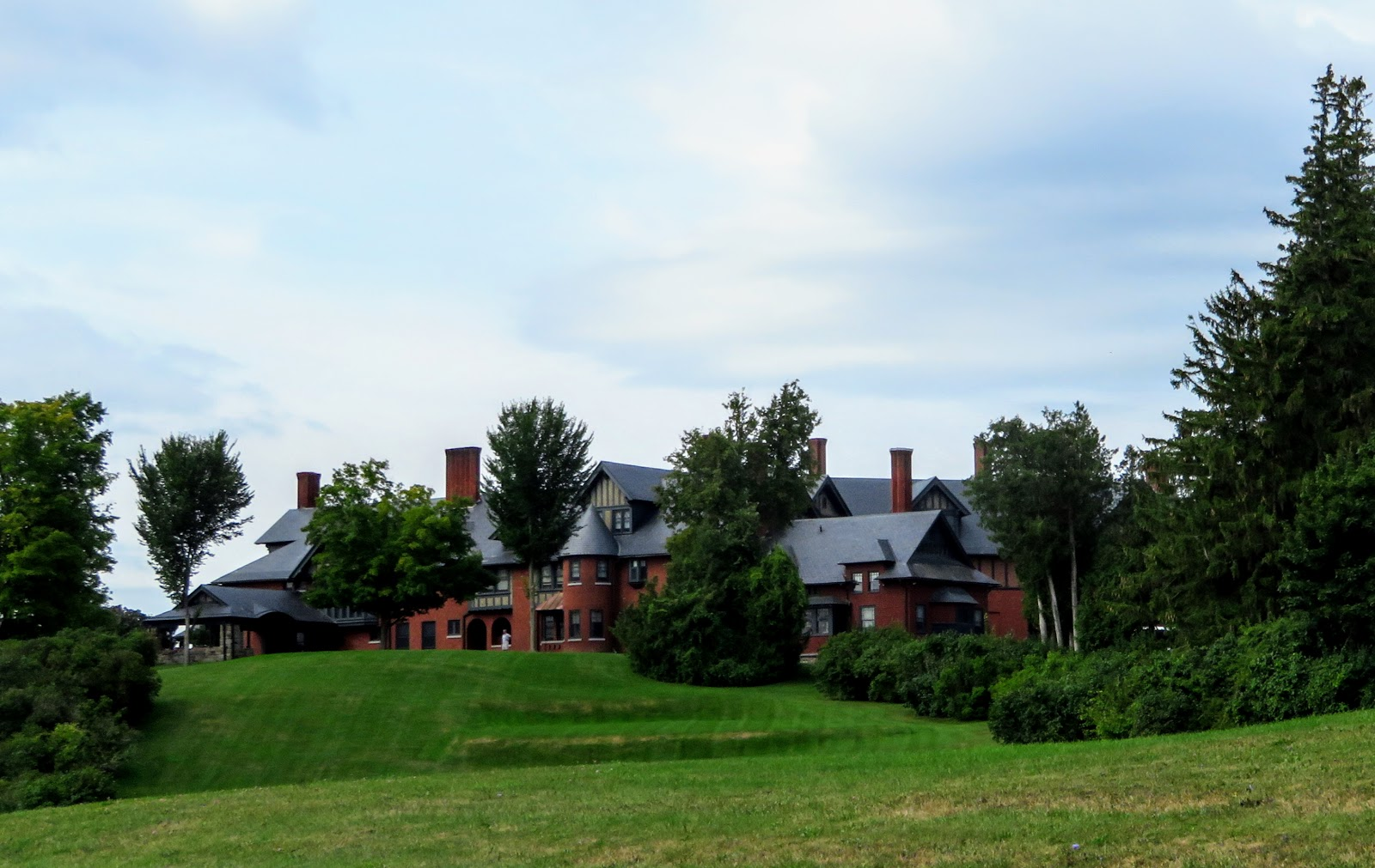 Rooms: Big Daddy Dave: A Quick Look At Shelburne Farms