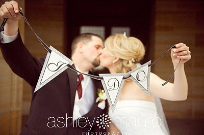 wedding decor, wedding banner, balck & white wedding banner, I DO