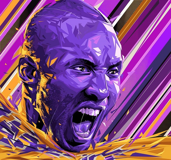 Hyper3 Ye (China) - NBA Basketball Art
