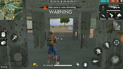 Free Fire Battlegrounds Guide: Ambil Item Defense dan Ambil Medical Kit
