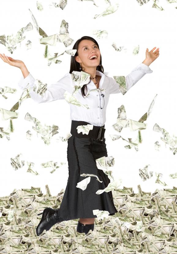C mo atraer dinero riqueza y abundancia c mo atraer el - Como atraer el dinero ...