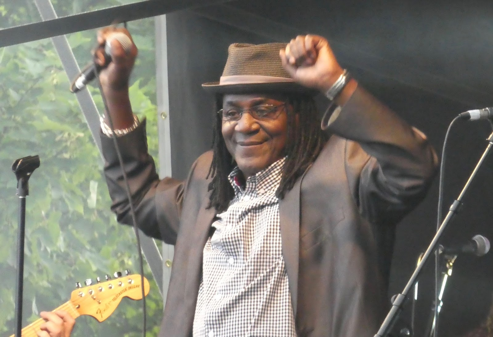 Corbridge Festival 2016 - Neville Staple Band
