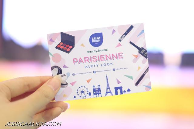 Event Report : Beauty Journal x BRUNBRUN Paris Roadshow by Jessica Alicia