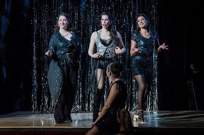 Bizet: Carmen - Marianne Croux, Na'ama Goldman, Filipa van Eck - The Grange Festival 2017 (Photo ©Robert Workman)