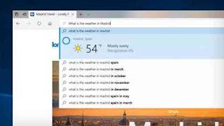 Browser edge untuk PC dan android