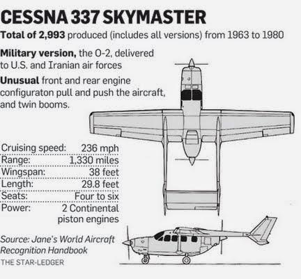 Kathryn's Report: Cessna 337 Super Skymaster: El Paso