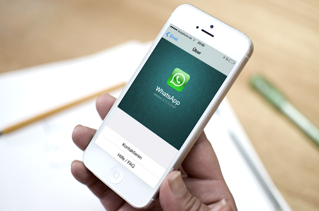 و أخيراً.. أيفون يمكنك من إرسال رسائل واتس أب بدون إنترنت