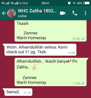 Warih-Homestay-Testimoni-Pn-Zaliha