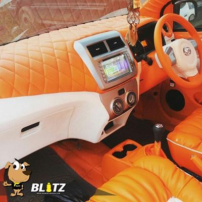 70 Modifikasi Jok Mobil Ayla Gratis Terbaik
