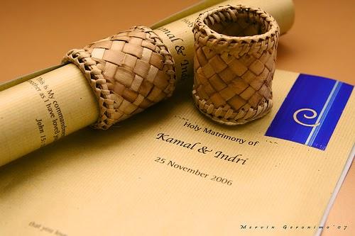 Desain Kartu Undangan Pernikahan Mewah - Bisnis Borneo ...