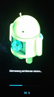 proses upgrade android