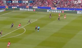 مشاهدة مباراة بنفيكا وبايرن ميونيخ دوري ابطال اوروبا دور 8 مباراة بث مباشر على الجوال بتاريخ 13-4-2016