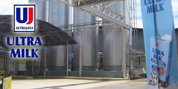 Lowongan Kerja PT Ultrajaya Milk Industry And Trading Company Tbk Lulusan SMA, Diploma Dengan Posisi Foreman Produksi, ETC