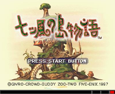 【SS】七風島物語,帶有冒險要素ARPG動作角色扮演!