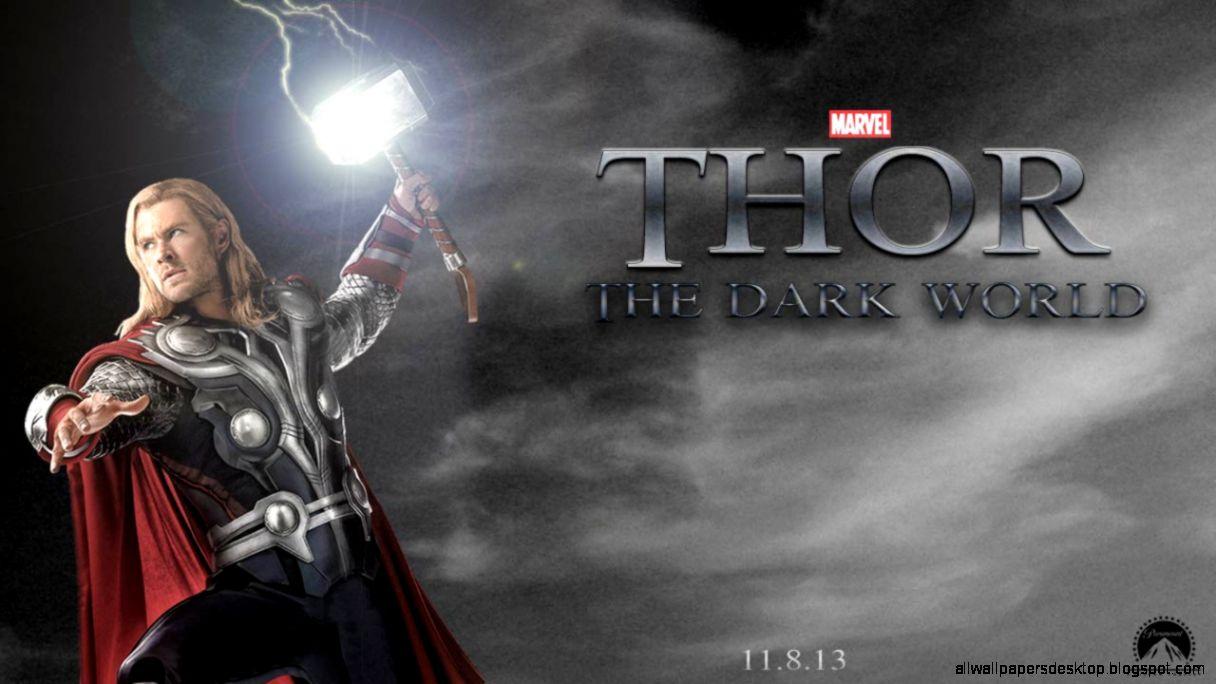 Thor 2 The Dark World Hd Wallpaper All Wallpapers Desktop