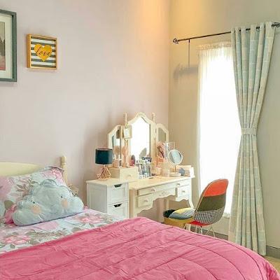 desain kamar tidur sederhana unik