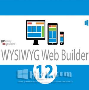 WYSIWYG Web Builder 12.0.5 Crack [Latest] Full Version