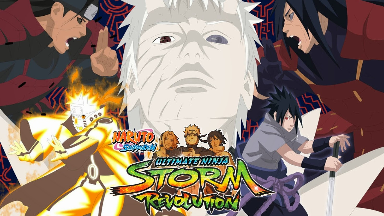 [PC FR] Naruto Shippuden Ultimate Ninja Storm Revolution ...
