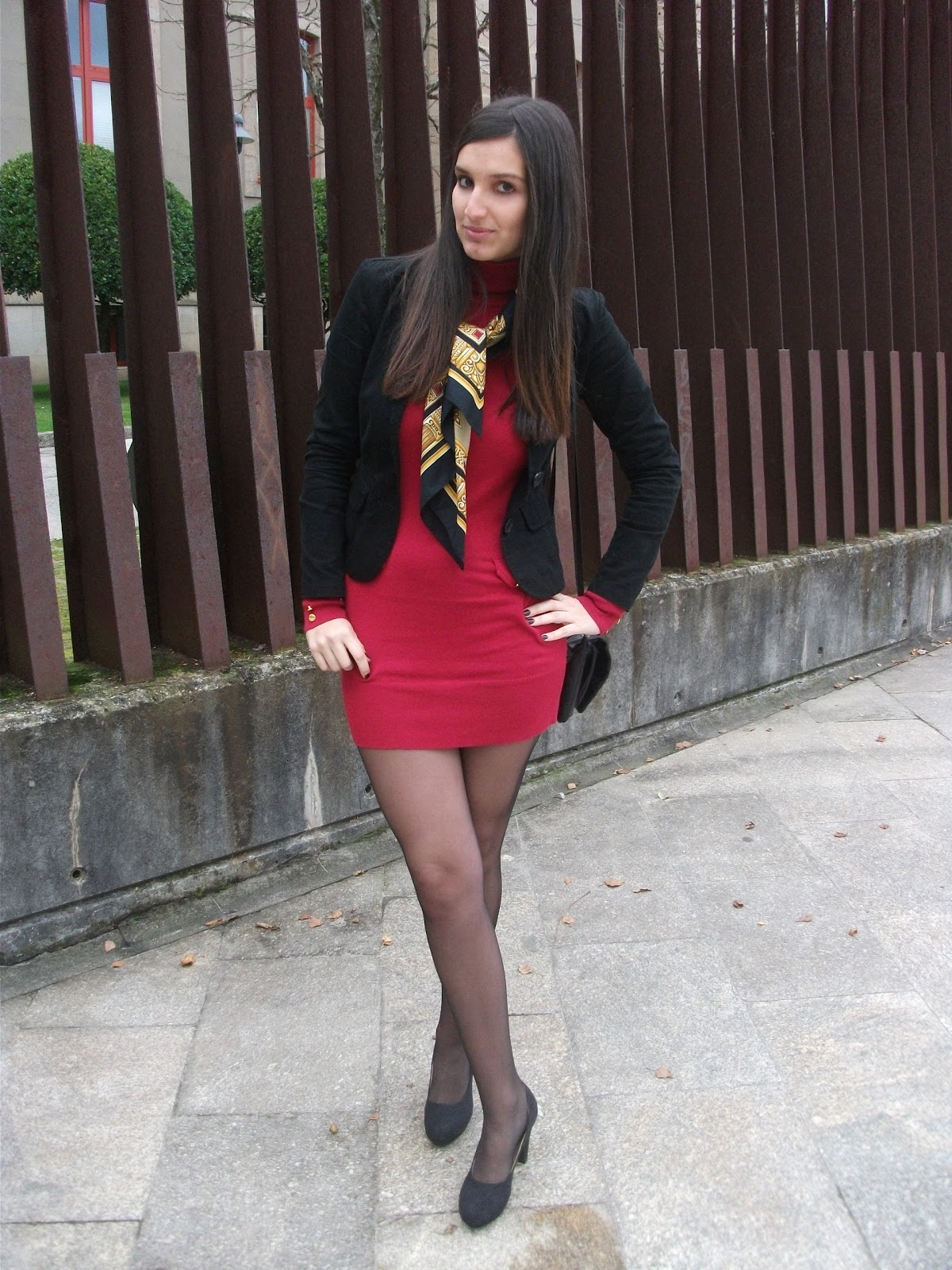 Thelongleggedstyleblogger: Fashion My Legs - The Tights And Hosiery Blog