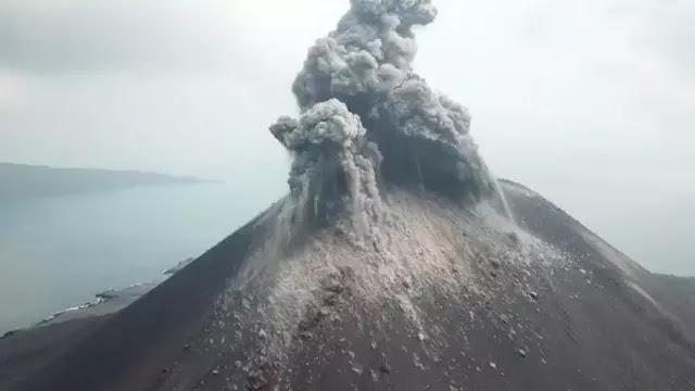 Terkuak! Tsunami Selat Sunda Sebenarnya Telah Diprediksi Sejak 2012, Ini 2 Temuan Para Ilmuwan