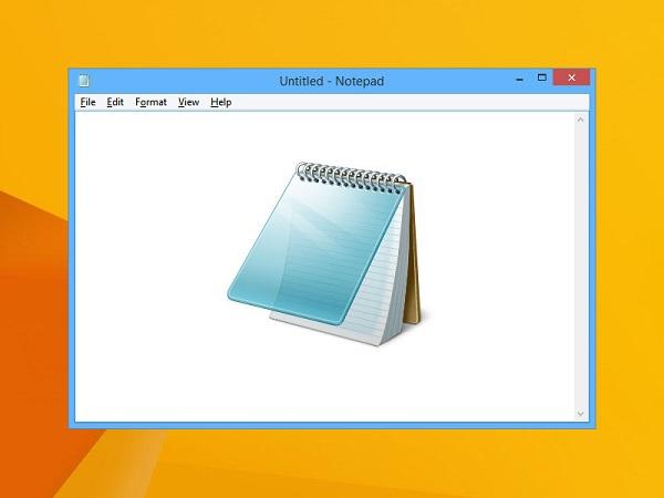 """أشياء لن تتوقع ان تقوم بها فقط ببرنامج """"Notepad """" على الويندوز"""