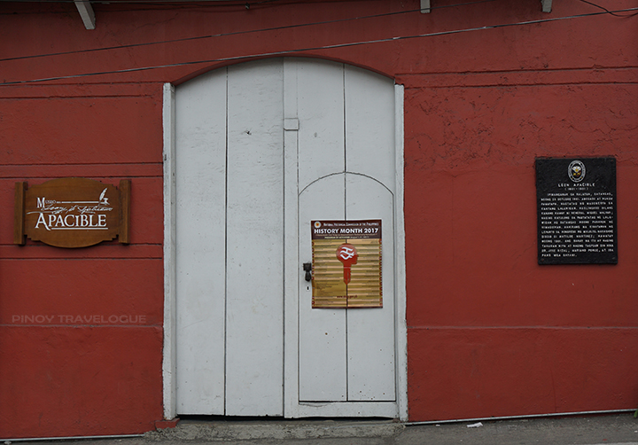 Leon Apacible Museum