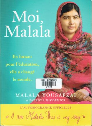 Le blog des \u00e9l\u00e8ves du Coll\u00e8ge Danton: Malala Yousafzai ...