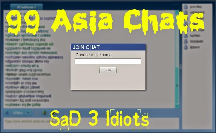 Asain chat room