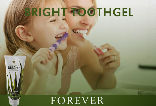 Bright Toothgel FOREVER