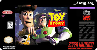 Toy Story [ SNES ]