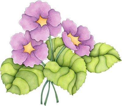 Dibujos A Color Flores A Color