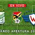 【En Vivo】Oriente Petrolero vs. Wilstermann - Torneo Apertura 2019