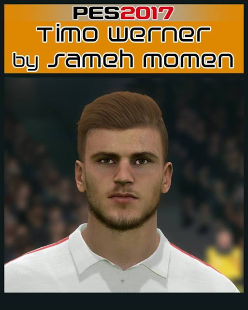 Timo Werner New Face PES 2017